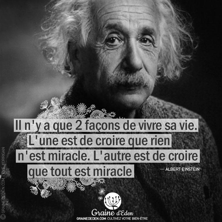 Citation D Amour Citation Einstein