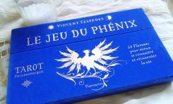 Le jeu du Phénix - Tarot Philosophique