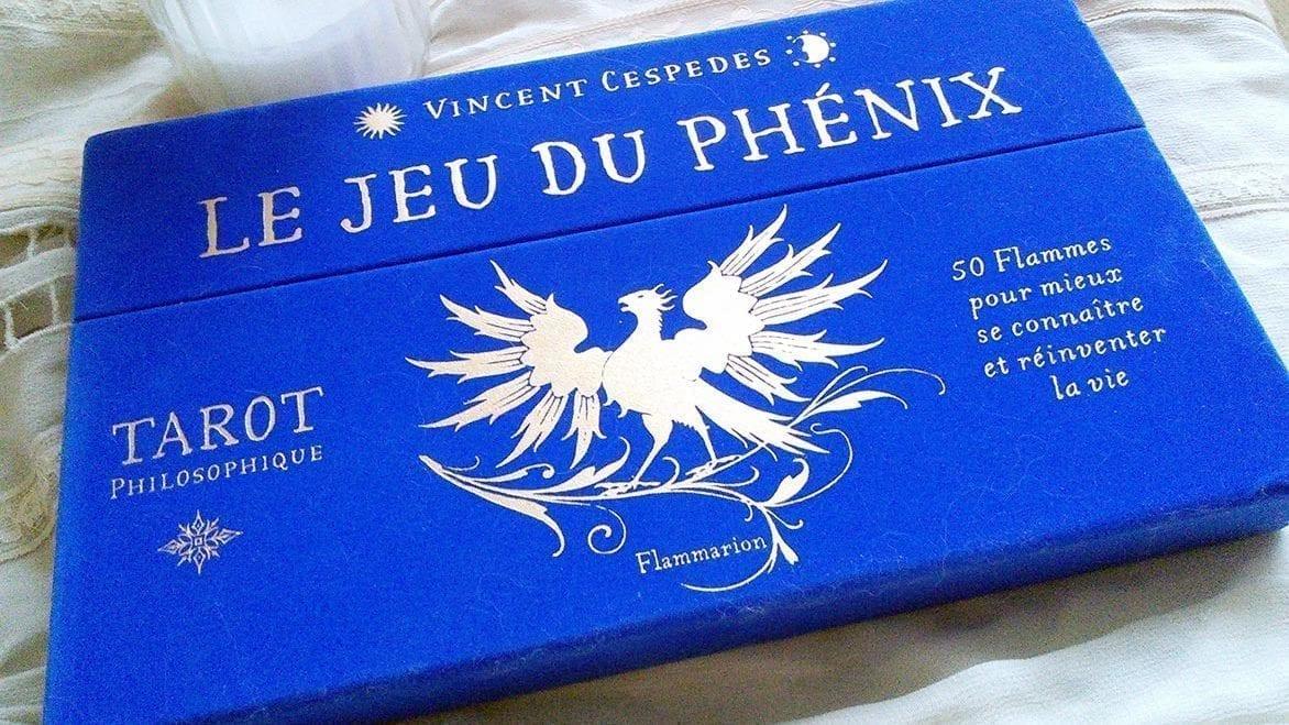 Le jeu du Phénix - Vincent Cespedes