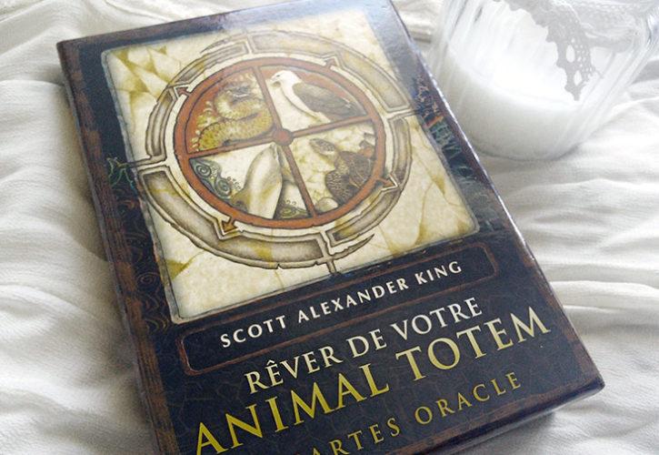 Graine d'Eden review Cartes Rêver de votre animal Totem