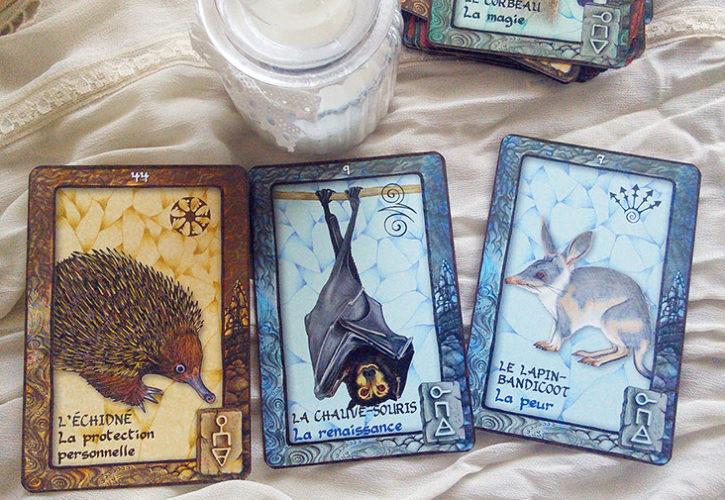 Rêver de votre animal Totem de Scott Alexander King. Comment choisir ses cartes oracles sur la médecine animale, les animaux totems ? Graine d'Eden - Développement personnel, guidance, oracles et tarots divinatoires.