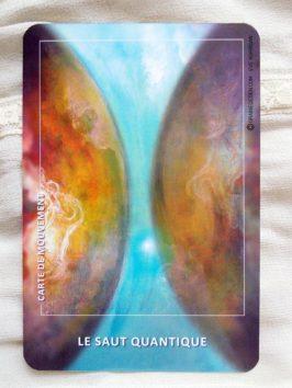 La voie de la conscience,les cartes du Voyage intérieur