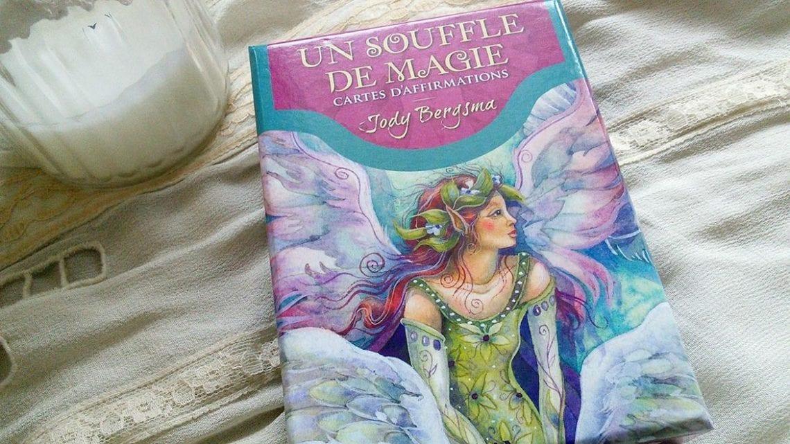 Review des cartes Un souffle de Magie - Jody Bergsma