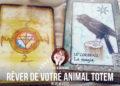 Rever de votre animal totem - Graine d'Eden, review, présentation de jeux de tarots, oracles.