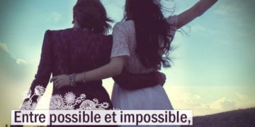 Graine d'Eden citation Entre possible et impossible, deux lettres et un état d'esprit.-CHARLES DE GAULLE