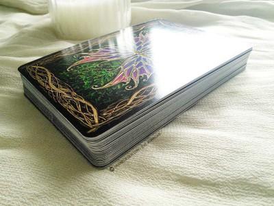 Graine d'Eden review, présentation. Cartes Oracle, tarot