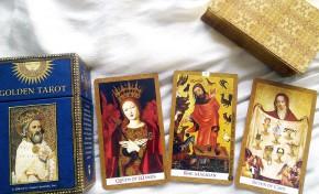 Golden Tarot de Kat Black