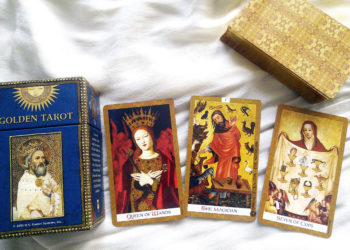 Golden Tarot de Kat Black - Graine d'Eden