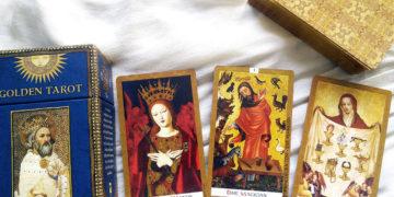 Golden Tarot de Kat Black - Graine d'Eden