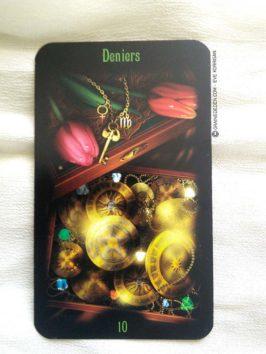 L'Héritage du Tarot divin de Ciro Marchetti - Graine d'Eden