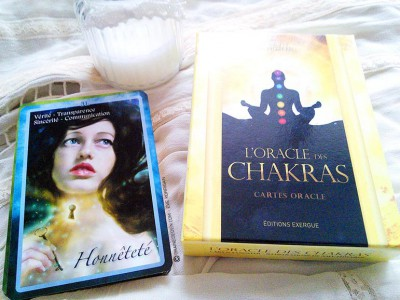 Oracle des Chakras - Oracle thérapeutique.