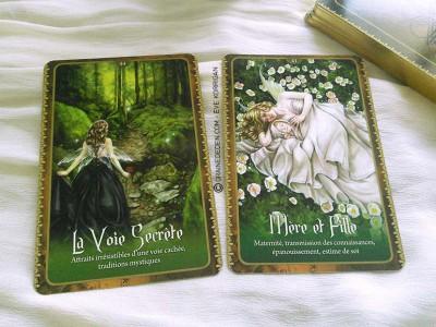 Oracle des Fées de Lucy Cavendish - Graine d'Eden