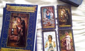 Le Tarot des Magiciens de Corrine Kenner