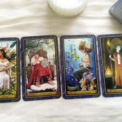 Le Tarot des Magiciens - Graine d'Eden