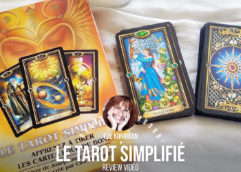 Le Tarot Doré de Ciro Marchetti - Le Tarot Simplifié de Josephine Ellershaw - Graine d'Eden