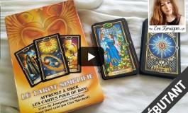 Vidéo Review, Le Tarot Simplifié avec le Tarot Doré de Ciro Marchetti