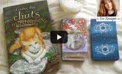 Vidéo Review du Tarot des Chats Mystiques