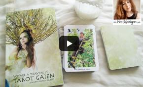 Vidéo Review du Tarot Gaïen