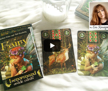 Vidéo Review Fairy Lenormand Oracle