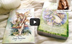 Vidéo des cartes d'affirmations Un Souffle de Magie