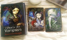 Review de l'Oracle des Vampires de Lucy Cavendish