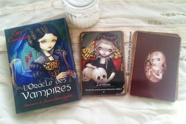 Oracle des Vampires de Lucy Cavendish