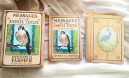Review des cartes Messages de votre Animal Totem