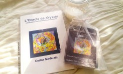 L'Oracle de Krystal de Corine Madelain