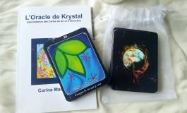 Review de l'Oracle de Krystal