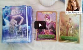 Vidéo Review Les cartes Oracles de l'Energie
