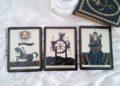 Le tarot noir de Matthieu Hackière et Justine Ternel - Tarot de Marseille divinatoire - Review et présentation de tarot de marseille et divinatoire - Graine d'Eden review cours tarots et oracle divinatoires