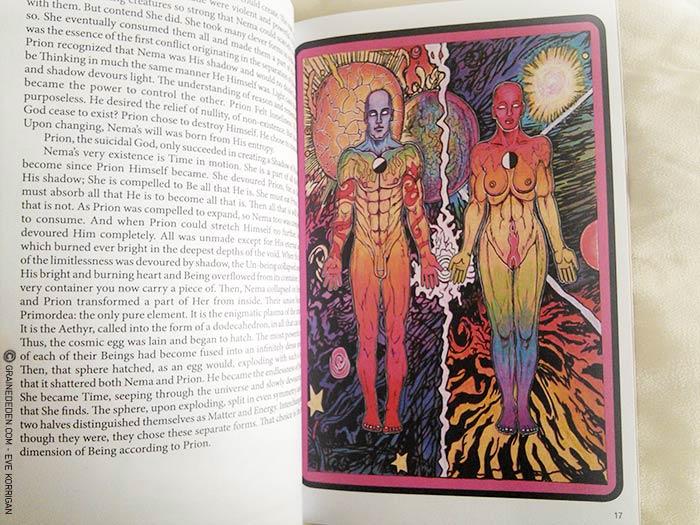 Tarot D The Didactic Tarot de JEFFREY M. DONATO présentation et review de tarot divinatoire - Graine d'Eden La bibliothèque des Tarots divinatoires