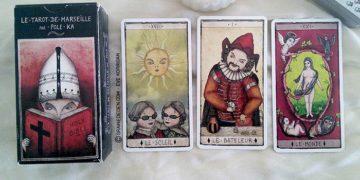Le Tarot de Marseille par Pole-Ka - Présentation et review de Tarot divinatoire - Graine d'Eden