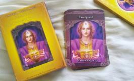 Review des Cartes divinatoires des Maîtres Ascensionnés