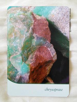 Oracle des Cristaux de Toni Carmine Salerno - Review et présentation de cartes oracle - Graine d'Eden - Développement personnel, spiritualité, guidance, oracles et tarots divinatoires