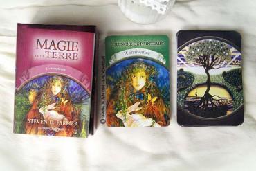 Cartes Oracle Magie de la Terre