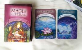Review des cartes Oracle Magie de la Terre