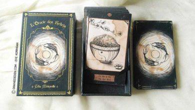 L'Oracle des Reflets de Célia Melesville - Review et présentation de cartes oracle - Graine d'Eden - Développement personnel, spiritualité, guidance, oracles et tarots divinatoires