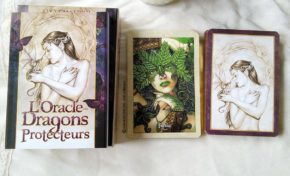 Review de l'Oracle des Dragons Protecteurs