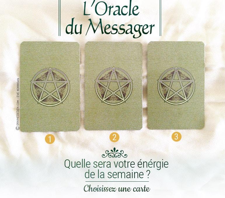 10 au 17 avril - Votre énergie de la semaine avec les cartes Oracle du Messager de Ravynne Phelan - Quelle sera votre énergie cette semaine - Graine d'Eden tarot et oracle divinatoires