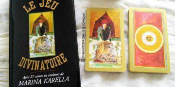 Le Jeu Divinatoire de Yaguel Didier et Marina Karella - Graine d'Eden Développement personnel, spiritualité, guidance, oracles et tarots divinatoires - La bibliothèque des Oracles