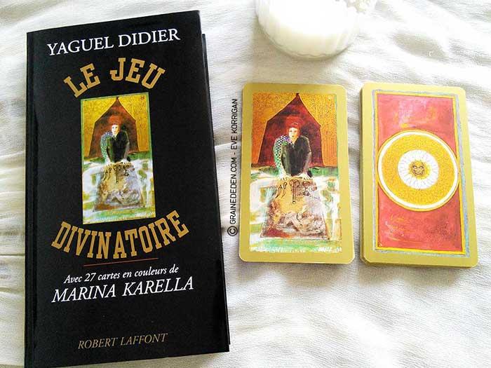 800c9f2cc7ec1 Le Jeu divinatoire de Yaguel Didier review