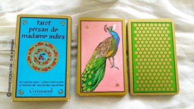 Le Tarot Persan de Madame Indira - Graine d'Eden Développement personnel, spiritualité, guidance, oracles et tarots divinatoires - La bibliothèque des Oracles