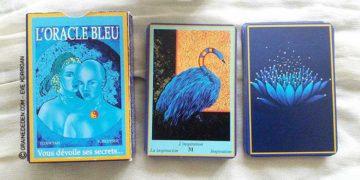 L'Oracle Bleu de Sylvie Breysse et Didier Doryan - Graine d'Eden Développement personnel, spiritualité, guidance, oracles et tarots divinatoires - La bibliothèque des Oracles