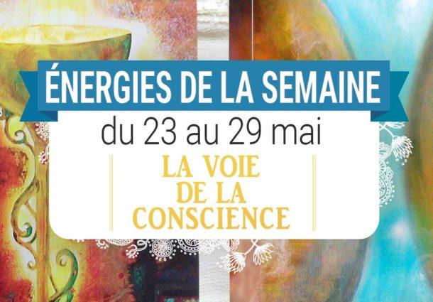 23 au 29 mai - Votre énergie de la semaine
