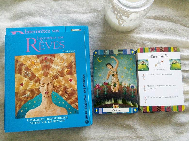 Interpretez vos rêves de Tony Crisp - Graine d'Eden Tarots, Oracles divinatoires - Livres de développement personnel, spritualité