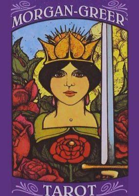 Morgan Greer Tarot - Graine d'Eden Tarots, Oracles divinatoires - Livres de développement personnel, spritualité