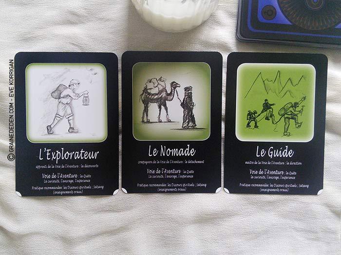 Les cartes de l'Homme nouveau de Jacques Luca - Graine d'Eden Développement personnel, spiritualité, guidance, oracles et tarots divinatoires - La bibliothèque des Oracles