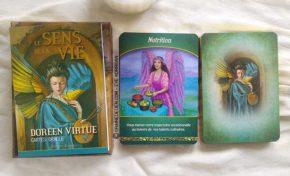 Les cartes Oracle Le Sens de la Vie de Doreen Virtue
