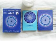 Review des cartes Oracle Le Cheminement de l'Âme de James Van Praagh